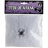 Haunted House Mini telaraña, color blanco (Rubie's Spain S4321)