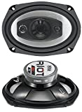 Best 6x9 Car Speakers - BOSS Audio R94 Riot 500-watt 4 way auto Review