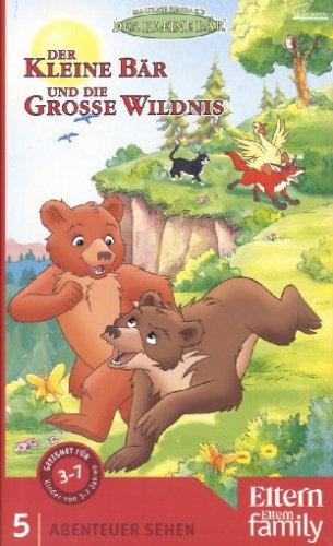 Abenteuer Sehen - Der kleine Bär und die große..