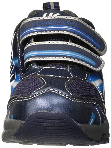 Lumberjack Shine, Scarpe Walking Baby Bambino Blu (M0387 Navy Blue/Lt Blue)