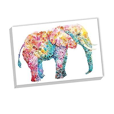 "Portfolio Canvas Decor Elephant Gum by Maria Varela Large Canvas Wall Art, 24 x 36"" - low-cost UK light store."
