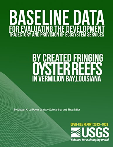 Baseline Data for Evaluating the Development Trajectory and Provision of Ecosystem Services by Created Fringing Oyster Reefs in Vermilion Bay, Louisiana