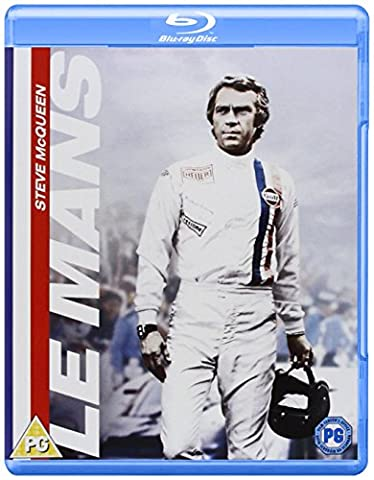 Le Mans [Blu-ray] [1971] [Region