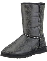 Esprit Uma Vint Boot, Bottines avec doublure intérieure chaude femme