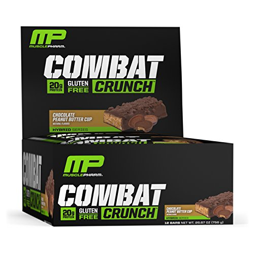 Muscle pharm combat crunch supplement, 12 count