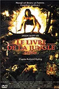 Le Livre de la jungle: Amazon.fr: Jason Scott Lee, Cary