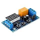 KKmoon LED Anzeige Automatisch Digital Verzögern Zeitsteuerung Relais Schalter Modul Delay Timer...