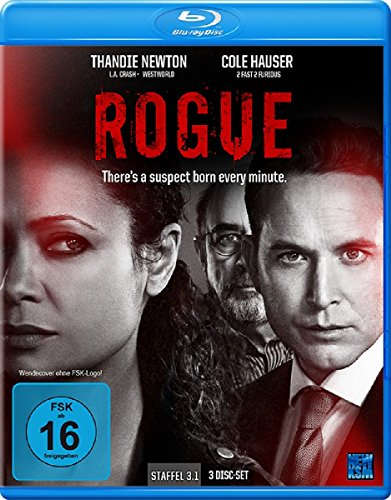 Rogue - Staffel 3.1/Episoden 1-10 [Blu-ray]