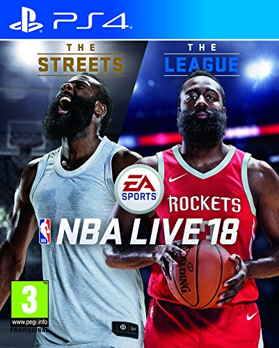 Foto NBA Live 18 - The One Edition - PlayStation 4
