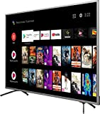 VU 163 cm (65 Inches) 4K Ultra HD Smart LED TV 65 OA (Silver) (2019 Model)