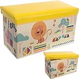 Staubox/Spielzeugbox/Aufbewahrungsbox/Spielzeugkiste (Zoo)