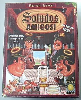 Goldsieber 664626 - Saludos Amigos