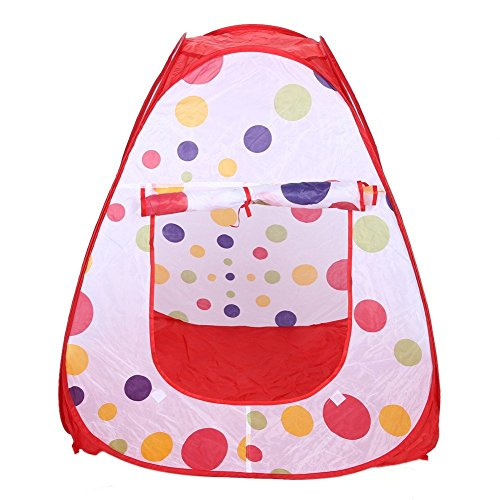Baby Grow Kids Play Pop Up Large Play House Children Indoor Outdoor Tent (Without Balls)