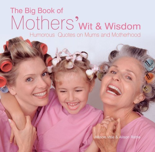 The Big Book of Mothers' Wit and Wisdom by Allison Vale (2008-02-04)
