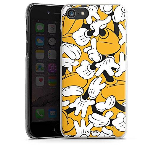 Apple iPhone X Silikon Hülle Case Schutzhülle Disney Mickey Mouse Geschenke Merchandise Hard Case transparent