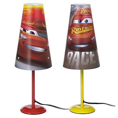 Lampe de chevet Disney Cars 3 - 40 cm