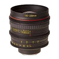 Tokina CINE 16-28mm T3 C/EF - Objetivo, color negro