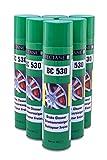 3,50/L Tectane Bremsenreiniger BC530 6x 600ml