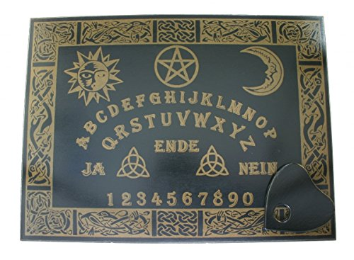 Witchboard Celtic deutsch handgearbeitet - Hexenbrett - Esoterik Magie