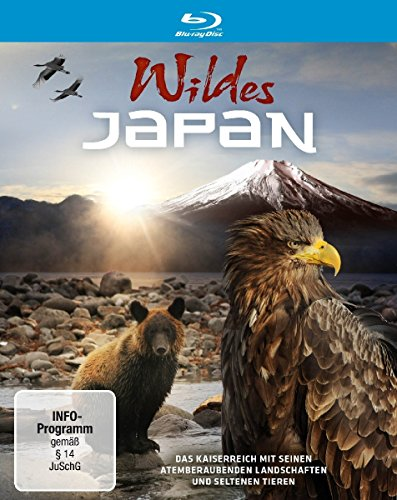 Wildes Japan [Blu-ray] - Partnerlink