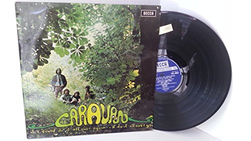 CARAVAN if i could do it all again i\'d do it all over you, SKL 5052