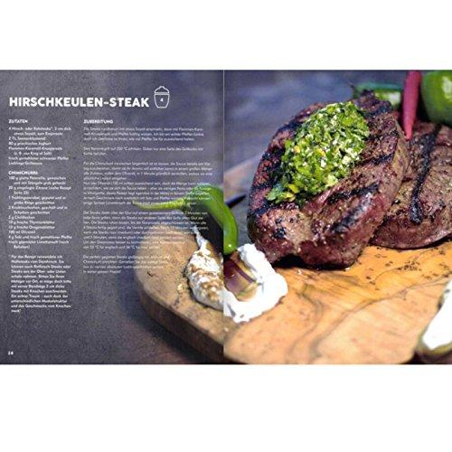 51KNNsPtV6L - Grillbuch KERAMISCH GRILLEN in Perfektion Heel Verlag Keramikgrill Grill Kochbuch