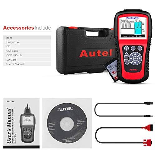 Autel Scanner MD802 OBD2