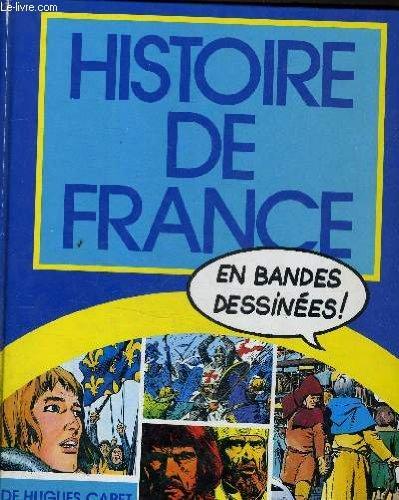 Histoire de France en bandes dessinées, n° 4 : La race des Capets - Cap sur l'Angleterre