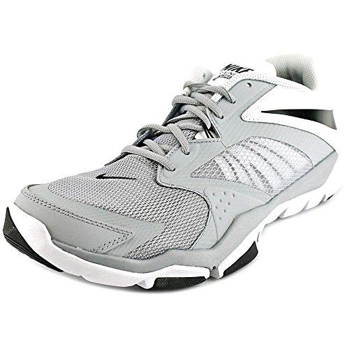 Nike Herren Flex Supreme Tr 3 Turnschuhe, Talla Wolf Grey / White / Pure Platinum / Black