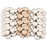 Ikea SINNLIG Zoete Vanille Geurende Tealight Kaarsen - Set van 120