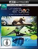 Unsere Erde 2  (4K Ultra HD) (+ Blu-ray 2D) -
