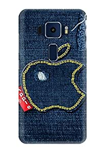 Asus Zenfone 3 ZE552KL Designer Cover Case By CareFone