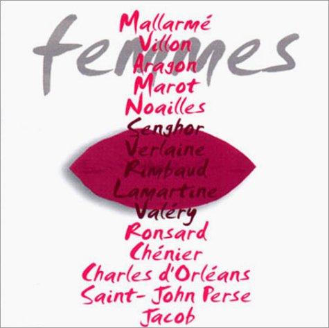 Trésors de la poésie française : femmes