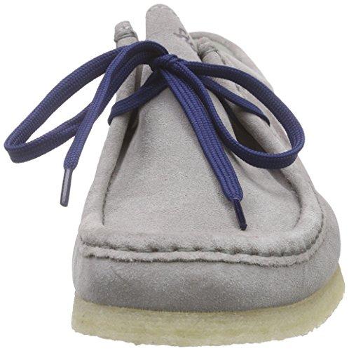 Sioux Grashopper-H-141, Mocassins (loafers) homme Gris - Grau (linen)