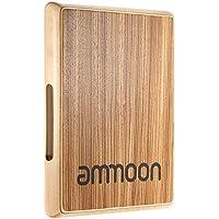 ammoon - Cajón de madera (instrumento de percusión)