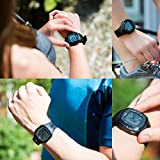 CSX Herzfrequenzmessgerät Uhr mit Brustgurt, HFM C536X - 2