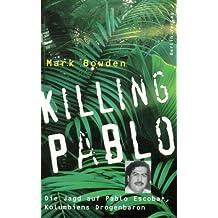 Killing Pablo, dtsch. Ausgabe