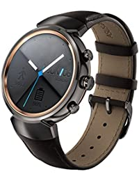 "Asus ZenWatch 3 Smartwatch 1,39"" Bluetooth Marron foncé"
