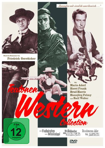 Teutonen-Western Collection [Edizione: Germania]