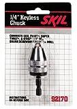 "Skil Power Tools 92170 1/4"" Keyless Chuck"