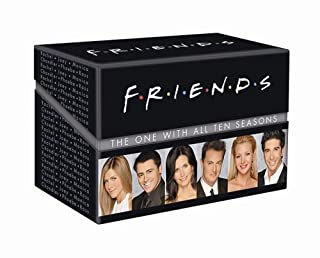 Friends: Complete Season 1-10 (30 Disc Box Set) [DVD] [1995] (B0002WYRSM) | Amazon price tracker / tracking, Amazon price history charts, Amazon price watches, Amazon price drop alerts