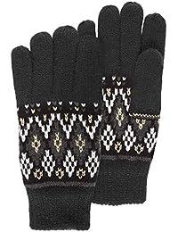 Amazon.fr   Isotoner - Gants   Accessoires   Vêtements 570ad128c63