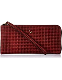 Isle Coco by Hidesign Women's Clutch (Red)