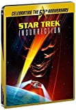 Star Trek 9 L'Insurrezione (Stlbk) Excl- Bd St