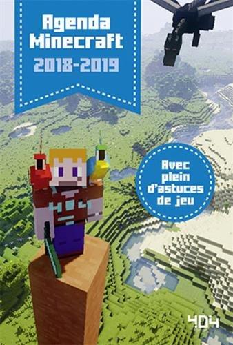 Agenda Minecraft : Avec plein d'astuces de jeu