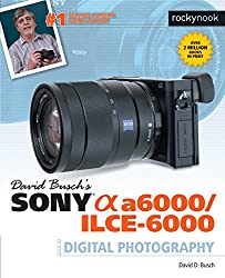 David Busch's Sony Alpha a6000/ILCE-6000 Guide to Digital Photography (The David Busch Camera Guide Series) (English Edition)