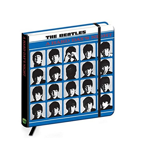 The Beatles Hardback Journal Notebook A Hard Day's Night Album Cover Official Hardback Cover