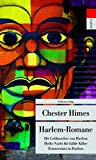 Harlem-Romane: Die Geldmacher von Harlem, Heisse Nacht für coole Killer, Fenstersturz in Harlem (metro)