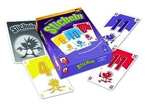 Nürnberger-Spielkarten - 4014 - Sticheln - 80 Karten mit Anleitung in Schachtel
