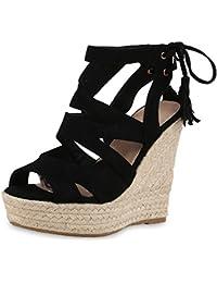 83c7e08c7cfa08 Suchergebnis auf Amazon.de für  Quaste - Sandalen   Damen  Schuhe ...
